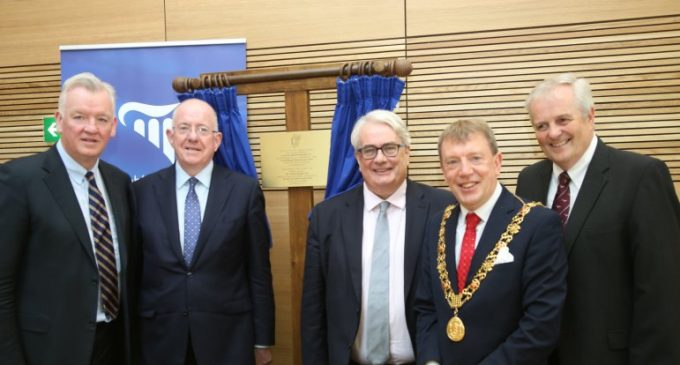 Cork Courthouse Unveiled After €38 Million Redevelopment by BAM