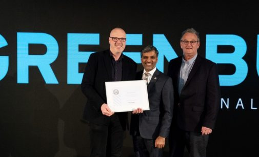 RKD Honoured at Greenbuild Europe 2018