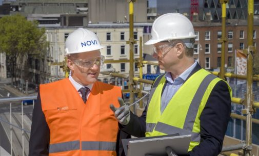 Novi Enables Flynn Management & Contractors to Construct From the Cloud