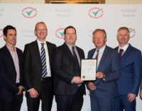 Irish Construction Off to a Flying Start With Gold Award For Dublin Airport