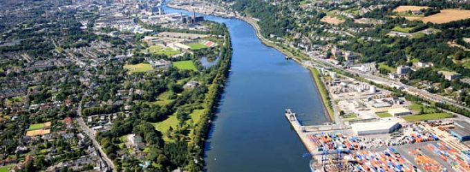 €80 Million Port of Cork Container Terminal Development