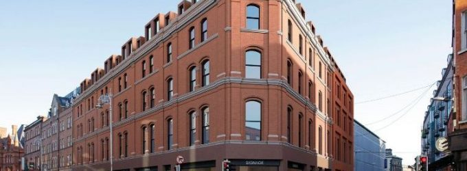 First Premier Inn Hotel in Dublin City Centre