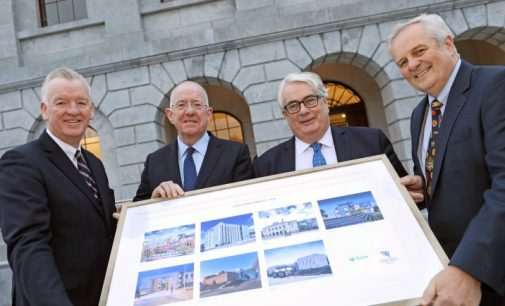 Nationwide €149 Million Courthouse Project Completed