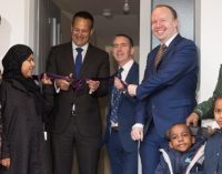 Opening of €11 Million Social Housing Development in Dublin