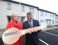 Avondale Heights Social Housing Development Launched in Wicklow