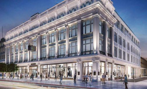 'Clerys Quarter' to Regenerate Dublin's O'Connell Street