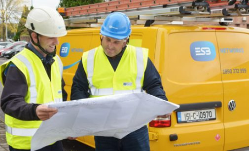 ESB Networks Announces Initial Roll Out Locations For Ireland's Electricity Meter Upgrade Programme