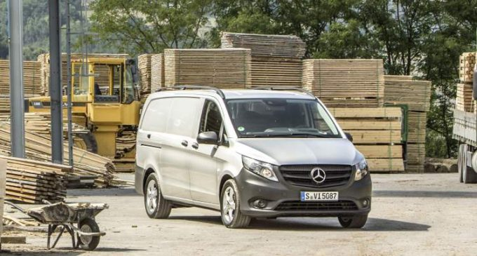 Mercedes-Benz to Exhibit at National Construction Summit