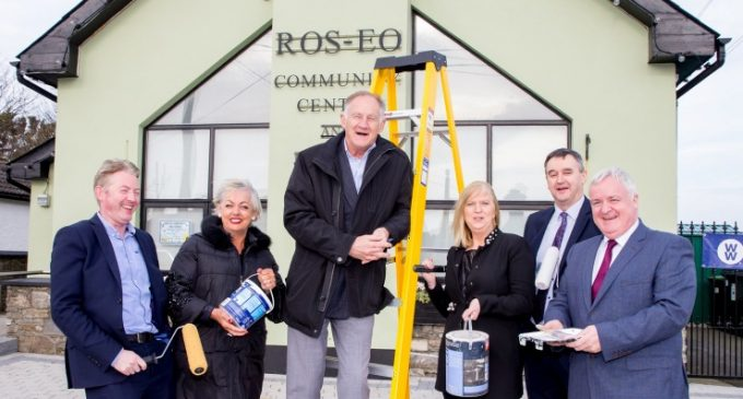 Fingal County Council Launches Paint and Shop Front Improvement Scheme For Rush