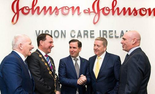 200 Construction Jobs at Johnson & Johnson Vision Care Limerick Facility