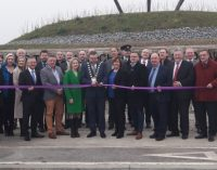 Opening of Stephenstown Link Road in Balbriggan