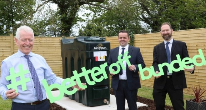 Kingspan Powers Behind OFTEC's Call For Homeowners to Choose Double-Skinned 'Bunded' Tanks