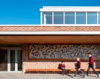Limerick National School is Top of the Class in the Public Choice Award at the RIAI 2019 Architecture Awards