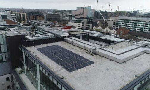 Hibernia REIT Looks to the Future With Rooftop Solar