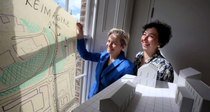Plans For Revamping Disused Buildings, a New Town Square, and a Cultural Corridor Announced