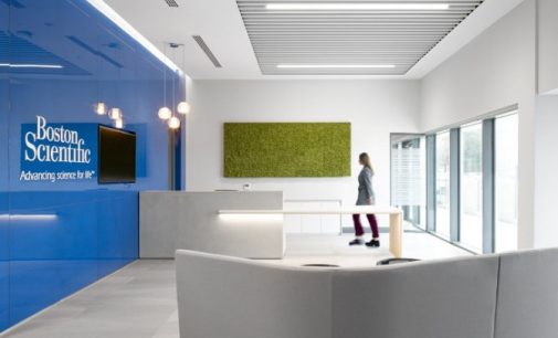 Boston Scientific's Galway Office in Building of the Year Awards