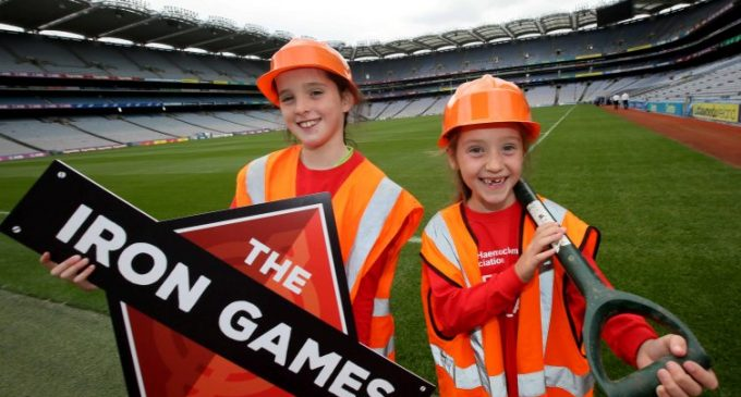 Irish Construction Companies Compete in Two Sporting Events in Croke Park and The K Club in Aid of Irish Haemochromatosis Association