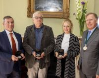 Historic Buildings in Cork, Laois and Longford Receive Top Award For Conservation From RIAI