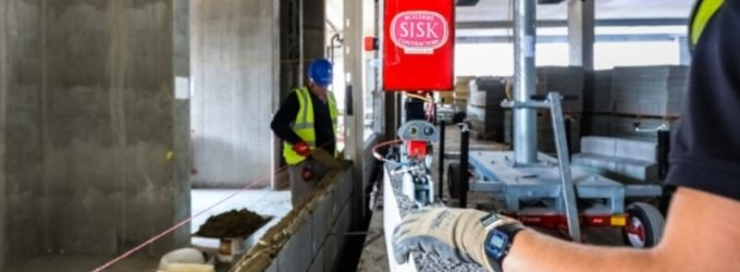 Sisk Becomes First in Europe to Introduce Lifting Robotics to Site