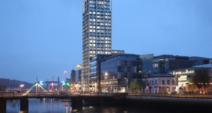 Planning Application Lodged For Major Cork City Centre Residential Development