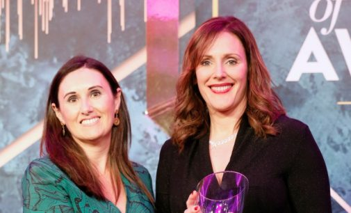 Tara Brennan of Chadwicks Group Named Management Professional of the Year