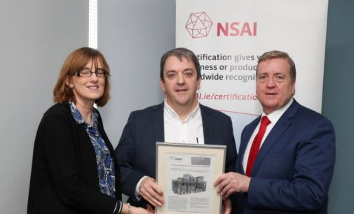 Horizon Offsite Awarded NSAI Agrément Certification