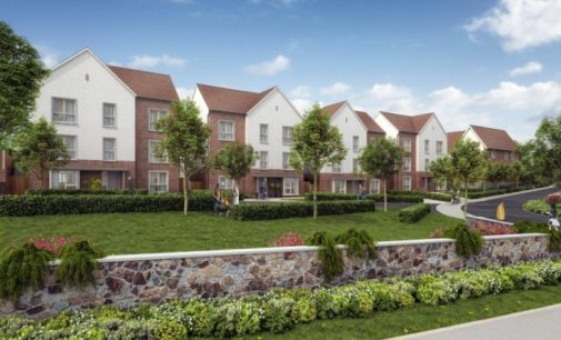 SHD Planning Permission Granted For 426 New Homes at Farrankelly, Delgany, County Wicklow