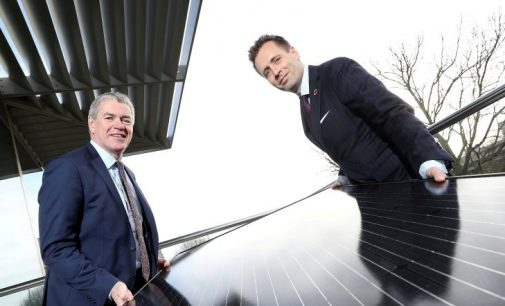€300 Million Investment in Irish Solar Energy Sector