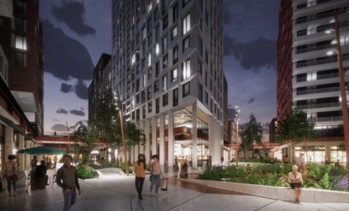 Ballymore Receives Planning Approval For 741 Residential Units at Connolly Quarter Development in Dublin