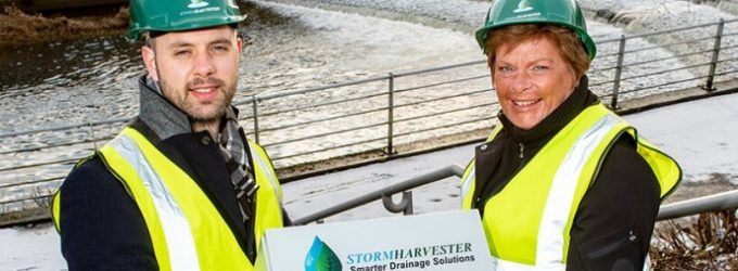 StormHarvester Develops New Green Technology to Help Reduce Environmental Pollution