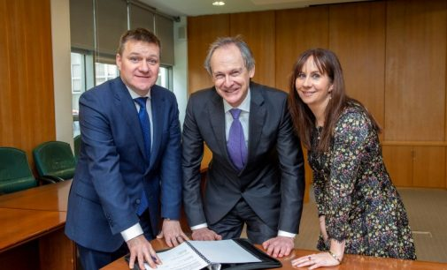 Walls Construction and DkIT Announce Strategic Partnership to Boost Engineering Opportunities Across North East
