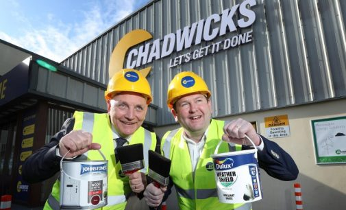 Eddies Hardware Unveils Refurbishment and Rebrand to Chadwicks Drogheda