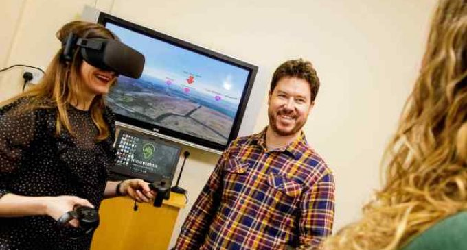 Irish Tech Firm Uses Virtual Reality to Transform the Way New Developments are Presented to the Public