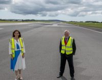 Cork Airport runway reconstruction fastest large-scale project undertaken in State in years