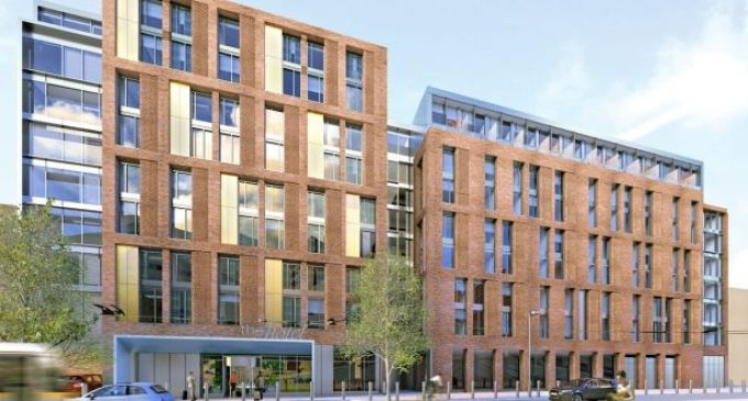 Developer bids to swap hotel already under construction in Dublin for build-to-rent