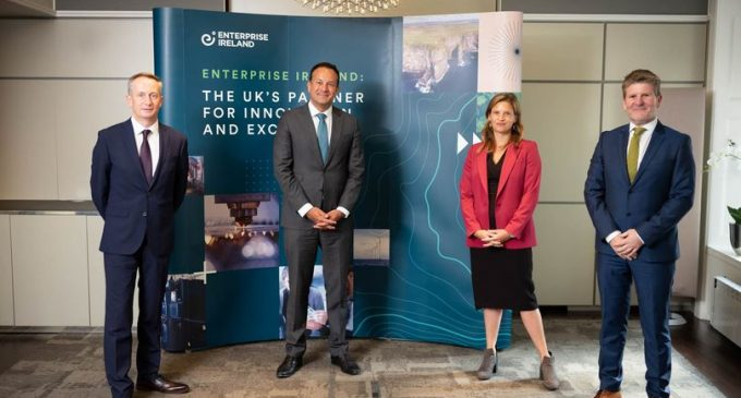 Construction specialist ESS Modular creating 70 Manchester jobs welcomed by Leo Varadkar