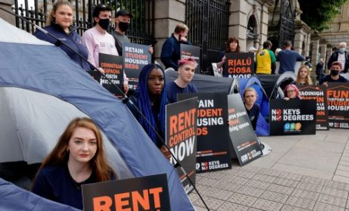 Students want accommodation shortages declared an 'emergency'