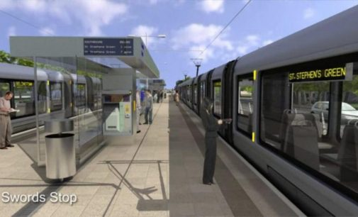 Government says it hasn't decided to delay construction of Metrolink until 2027 but start date down to planning permission