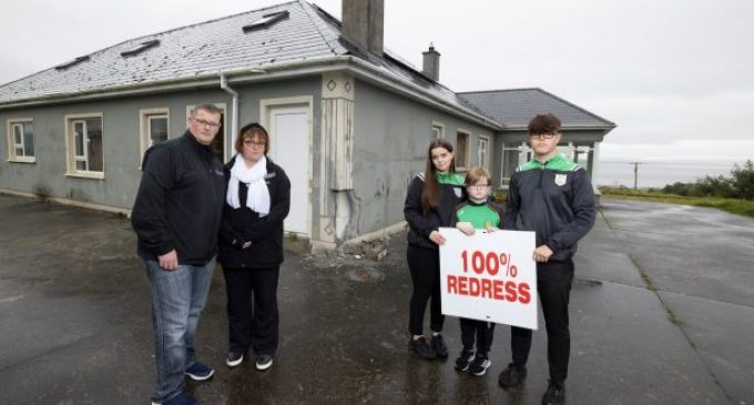 Mica redress: 'We just want our lives and our homes back'
